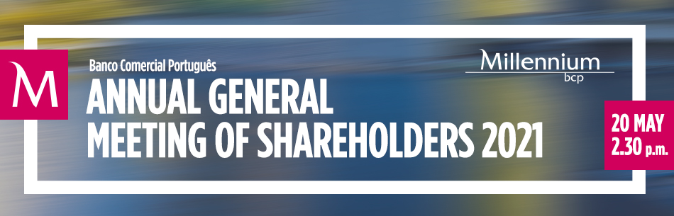 Annual General Meeting of Shareholders 2021
