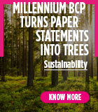 Millennium bcp turns paper statements...