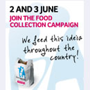 Millennium bcp joins once more to the campaign to collect food for Banco Alimentar (Food Bank)...