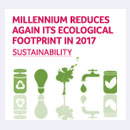 In 2017, Millennium group reduces again...
