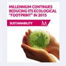 In 2015, Millennium group reduces...