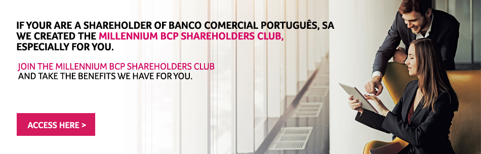 Millennium bcp Shareholders Club