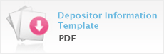 Depositor Information Template