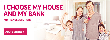 I choose my house and my Bank. Mortgage solutions