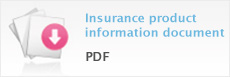 Insurance product information document
