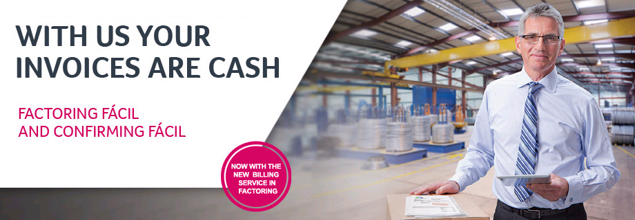 with us your invoices are cash