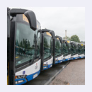 Millennium Leasing and Solaris deliver modern green buses to Kraków