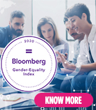 BCP enters for the first time in the Bloomberg Gender-Equality Index