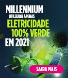 Em 2021, o Millennium bcp utilizará apenas eletricidade 100% verde