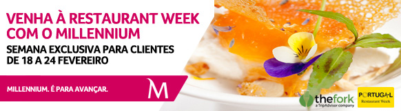 Portugal Restaurant Week: continue social, ajude...