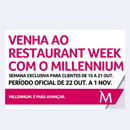 Portugal Restaurant Week...
