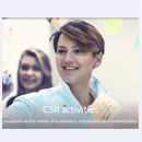 Sustainability and CSR Report 2016...