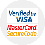 Verified by Visa. MasterCard SecureCode