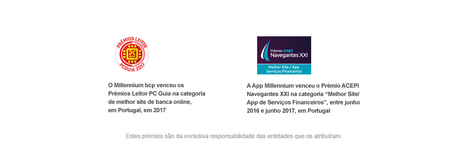 Best Digital Banks 2017 e Prémios Leitor PC Guia 2017