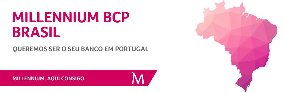 Queremos ser o seu Banco em Portugal