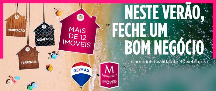 Campanha de Verão - Remax