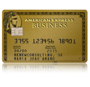 Cartão American Express® Business Gold