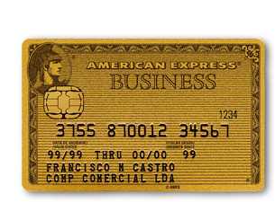 American Express Business Gold Card Millenniumbcp