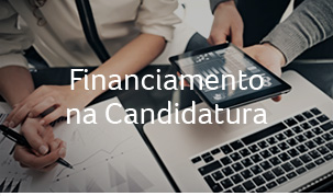 Financiamento na Candidatura