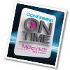 Confirming ON TIME Millennium bcp