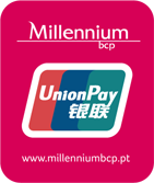 Union Pay e Millennium bcp