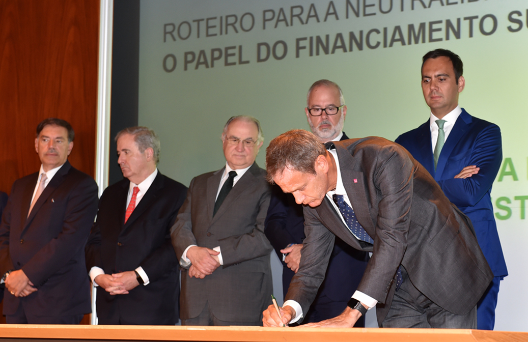 "Signature of the ""Engagement Letter for the Sustainable Funding"" promoted by the Ministry of the Environment (Portugal)"