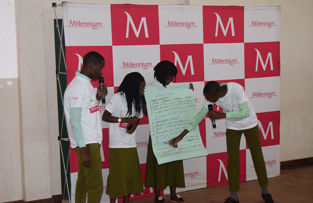 "10th edition of the financial literacy project ""Banking Olympics"" (Mozambique)"